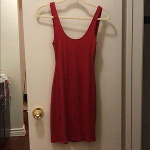 Reformation bodycon dress
